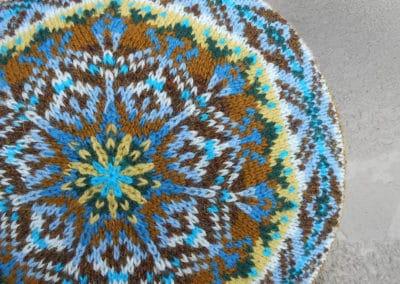 Fair Isle Tams: How Color is Used in Fair Isle Knitting
