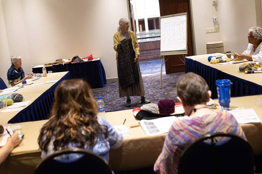 Anna Zilboorg Teaching