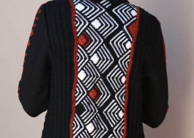 Knitting Stunning Garments with Mitres