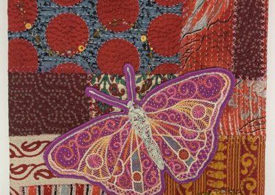 Exploration of Folk Art Stitching