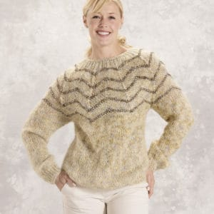 Knitting From The Top Down