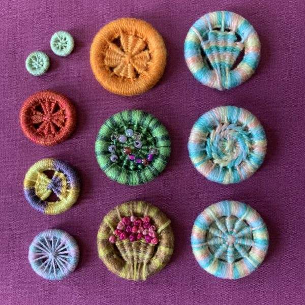 Dorset Buttons - a Traditional English Craft