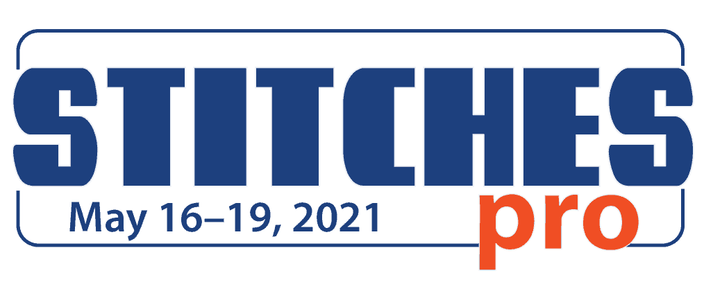 Stitches pro, May 16-19, 2021