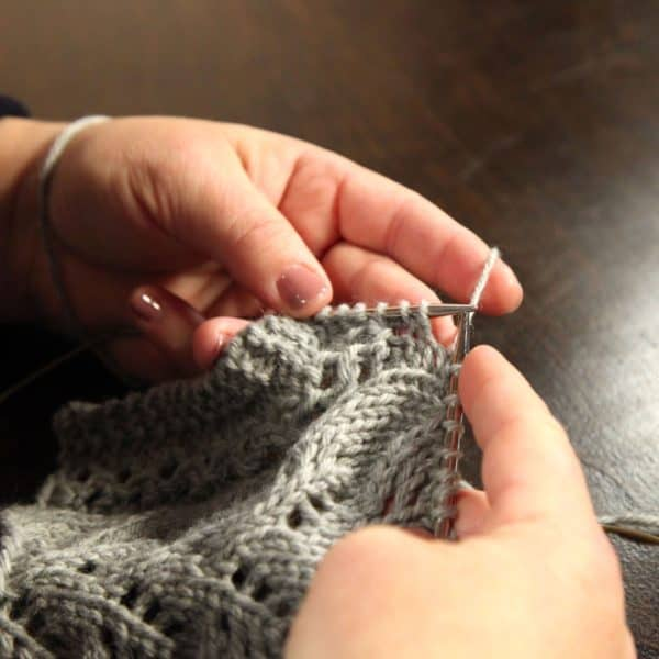Continental Knit and Purl