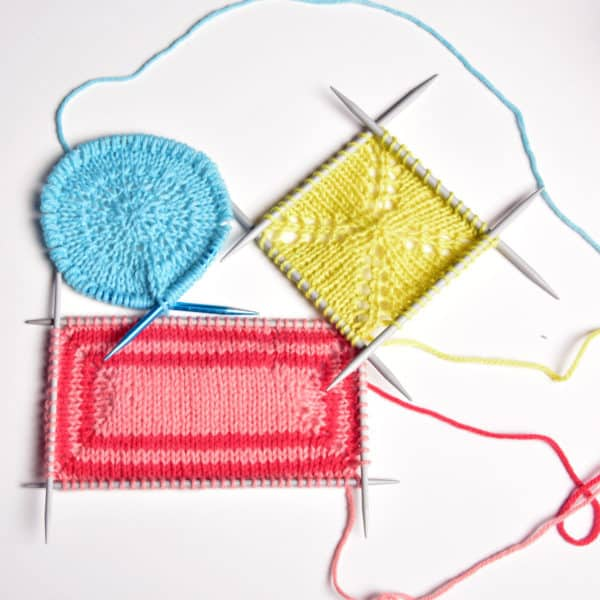 Center Out Knitting