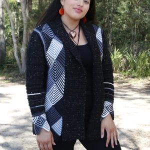 Coco Shawl Signatur handknit