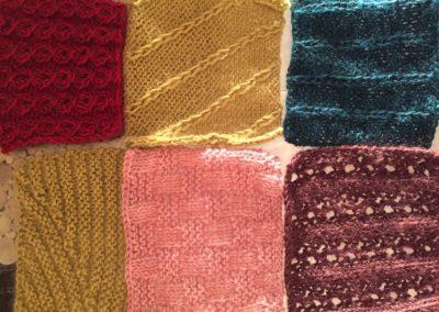 Pattern Stitch Knitting