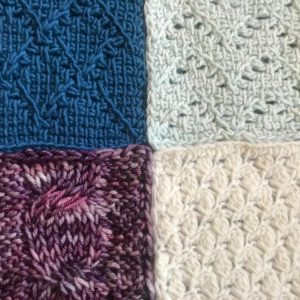 Tunisian Crochet Level Two: Lace, Texture, Cables and More!