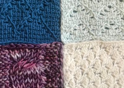 Tunisian Crochet Level 2: Lace, Texture, Cables and More!