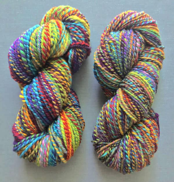 Combo Ply and Combo Draft: A Color Explosion