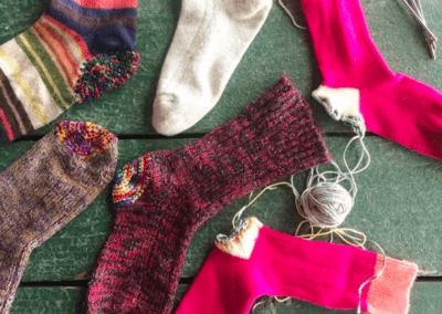 Darn-it-all Crochet