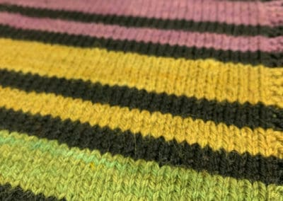 Swatching: Finding the Right Fabric