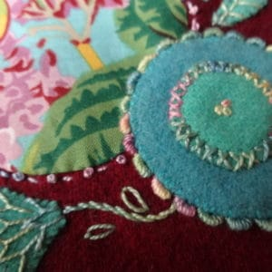 Wool Applique - the basics and beyond