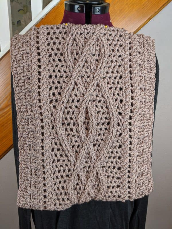 Every Which Way Crochet Cables