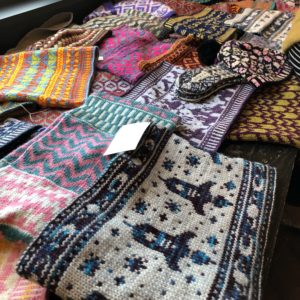 Design Your Own Cowl & Fair Isle Workshop