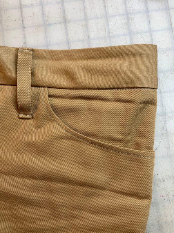 Nifty Pants Construction Techniques