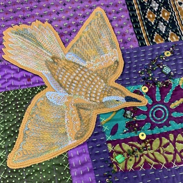 Explorations in Folk Art Stitching