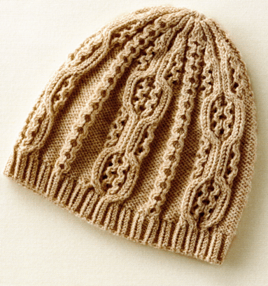 Explore the Japanese Knitting Stitch Bible with three practice projects