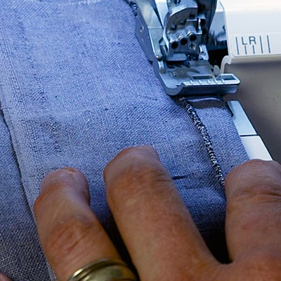 Serger Techniques for Garment Sewers
