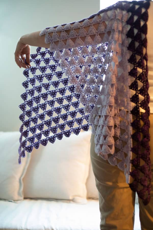 Connecting All Shapes: An Exploration of Crocheting and Joining Motifs of All Sorts