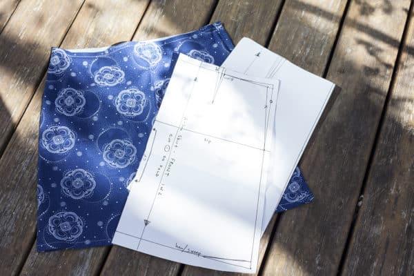 DRAFT & SEW: A-Line Skirt