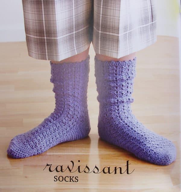 Cozy Crochet Socks