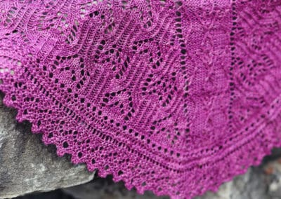 Design Your Own Lace Shawl