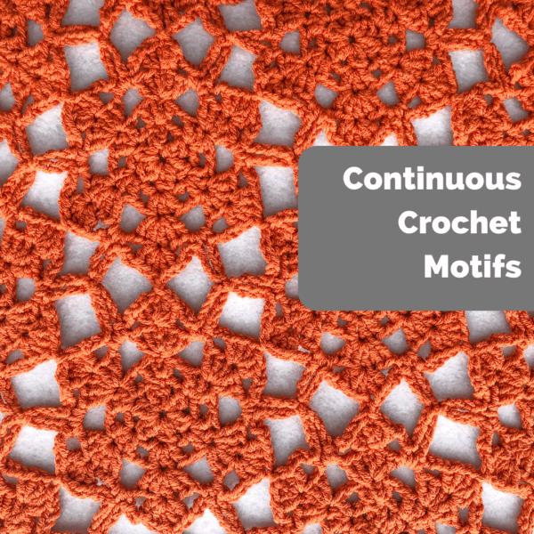 Continuous Crochet Motifs