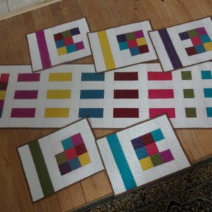 Walking Foot Quilting - Way Beyond the Ditch