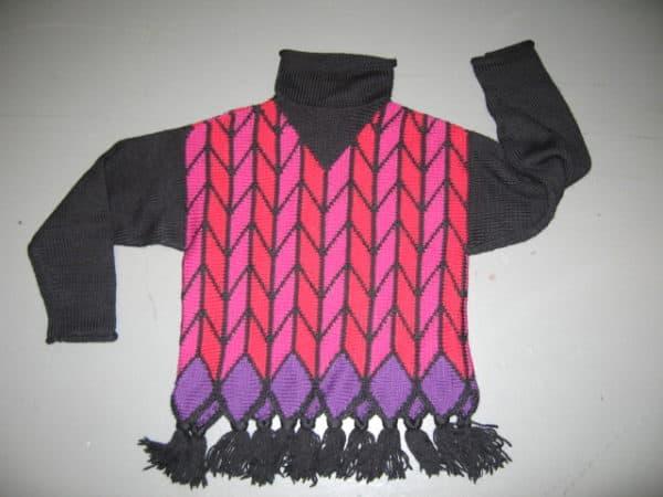 Directional Knitting