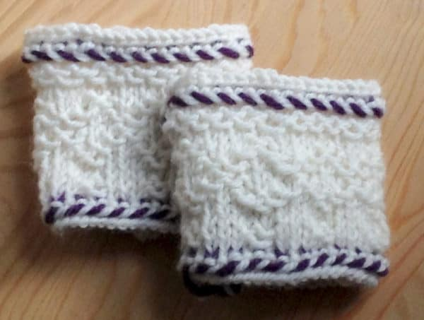 Introduction to Swedish Twined Knitting