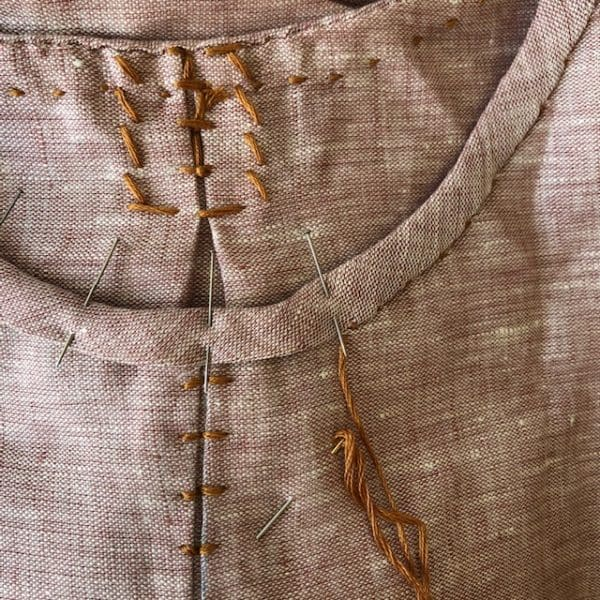 Sew a Hand-Stitched Shirt