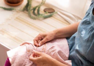 Sew a Hand-stitched Shirt