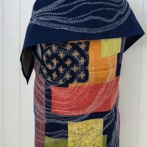Further Adventures in Sashiko - Moyouzashi Outside the Lines: Modern Moyouzashi