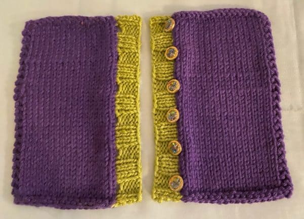The Hole Truth: How to Knit the Perfect Buttonholes and Bands