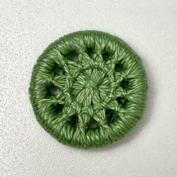 Shirtlace Buttons