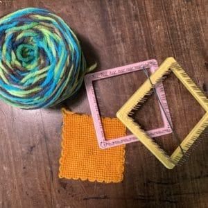 Pin Weaving Basics