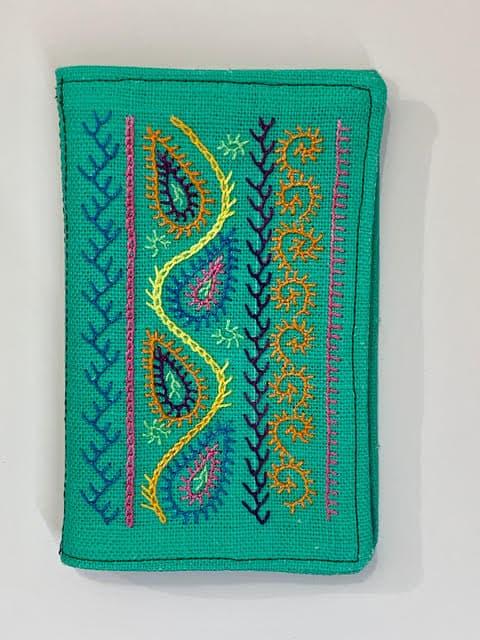 Dorset Feather Stitchery Needlecase