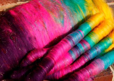 Color Control : Preparing Fiber for Stripes, Gradients, and Swirls