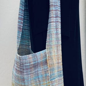 Weave a Tote Bag to Learn the Rigid Heddle Loom