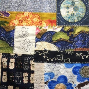 Understanding Boro; Study & Stitch