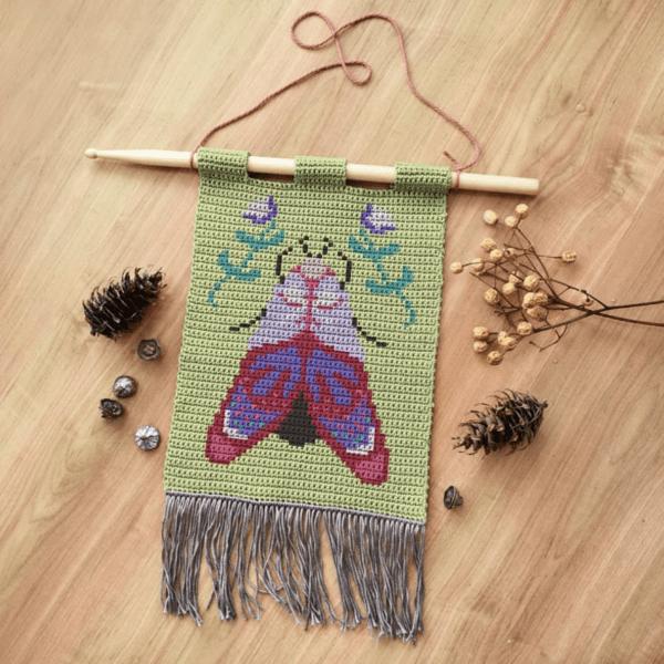 nature crochet