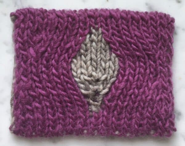 Double Knit Increases and Decreases