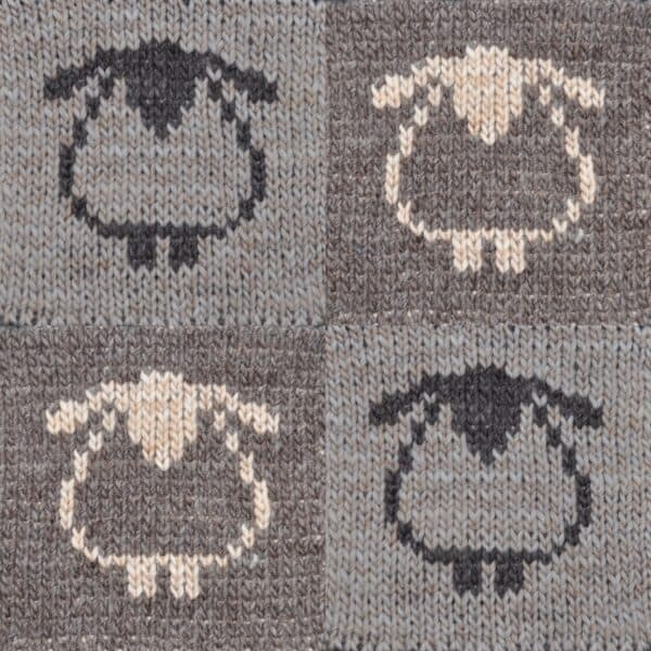 The Very Basics of Double Knit in Color