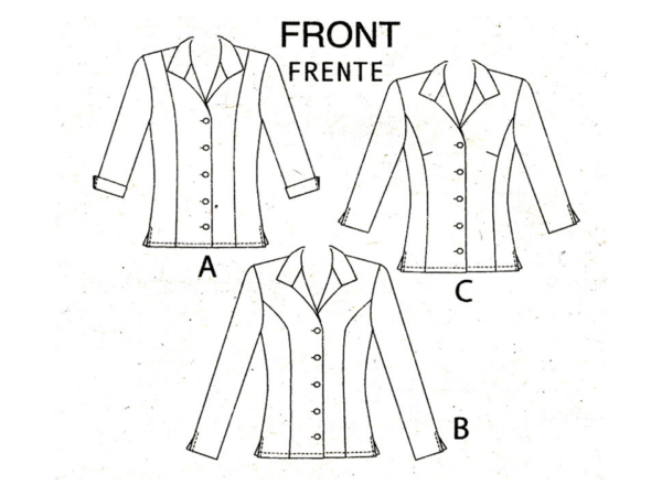 Correcting Common Fit Challenges: Princess Seams