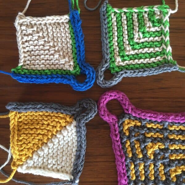 Sinkmates: Fun with Knitted I-cord