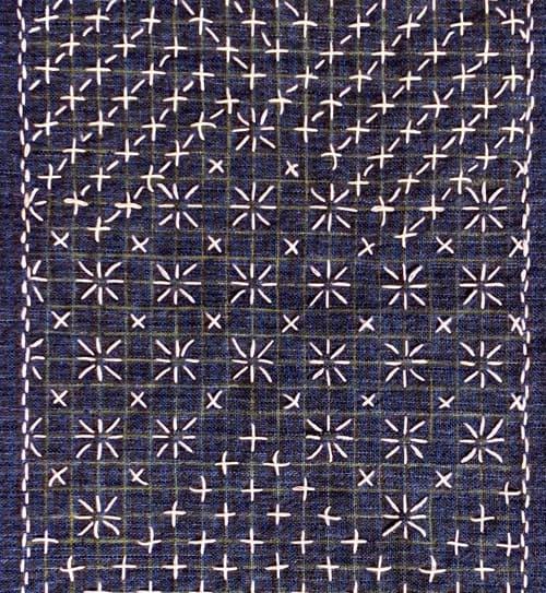 Structured Sashiko: Drafting Your Pattern