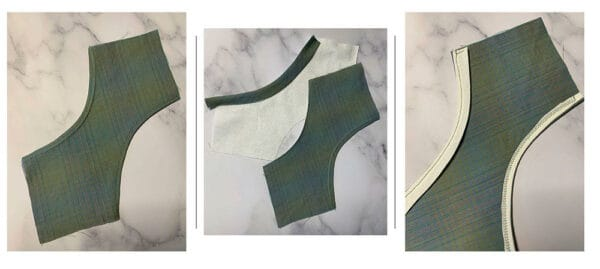 Creative Neckline Finishes for Sewn Garments