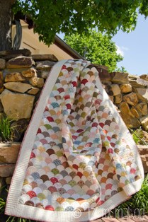 The Clamshell Quilt