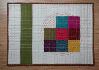 Walking Foot Quilting: Beyond the Ditch